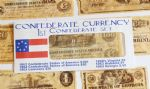 Confederate Replica Currency 1st Set